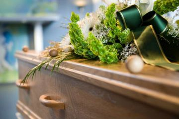 Funeral supplies and accessories
